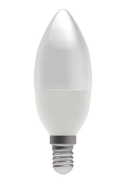 BELL 05833 7W LED Dimmable Candle Clear SES 2700K